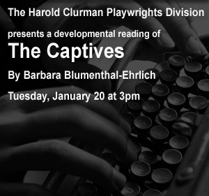 The captives poster